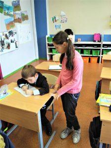 Школа Макарун и левши - ПравоНалево